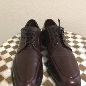 BROWN EXECUTIVE IMPERIAL OXFORD SHOES 10 A